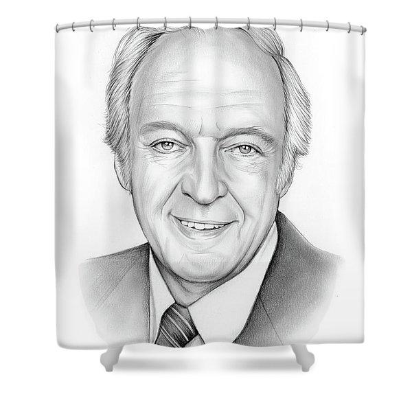 Conrad Bain Shower Curtain