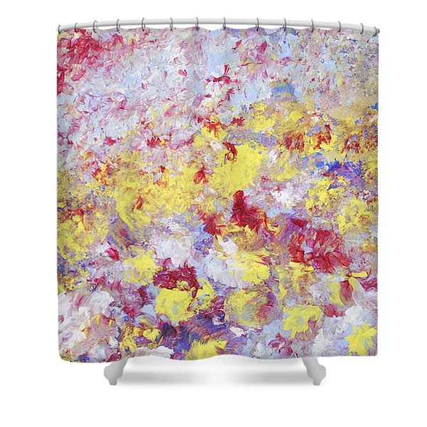 Content Shower Curtain