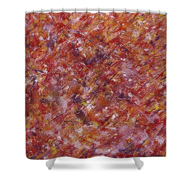 Conversations With God Shower Curtain
