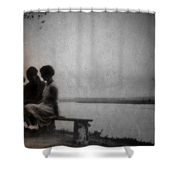 Converse Shower Curtain
