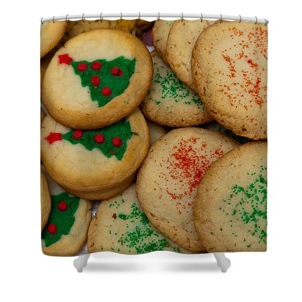 Cookies 103 Shower Curtain