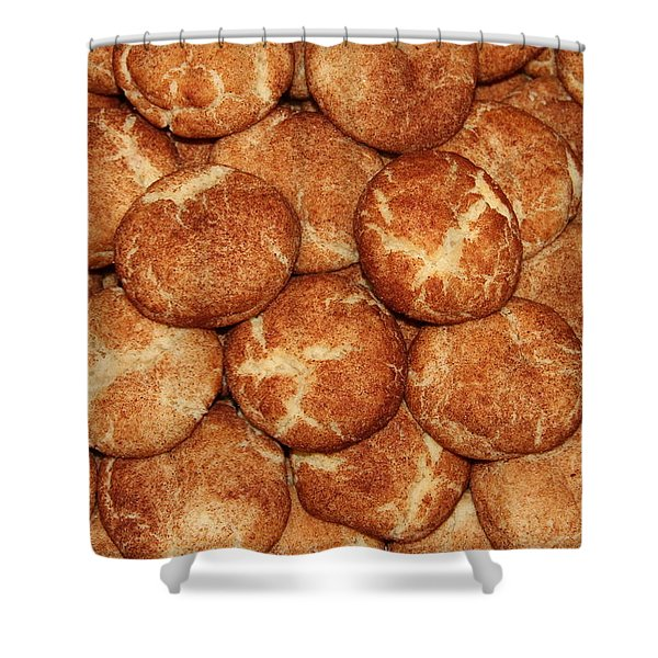 Cookies 170 Shower Curtain