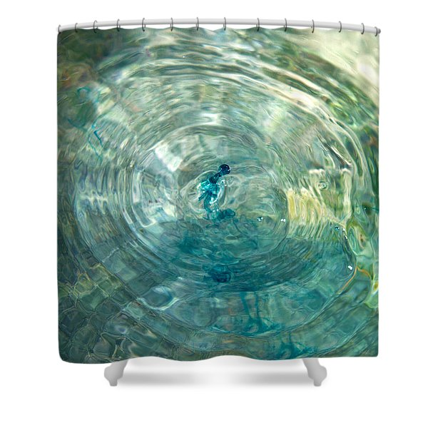 Cool Water Shower Curtain