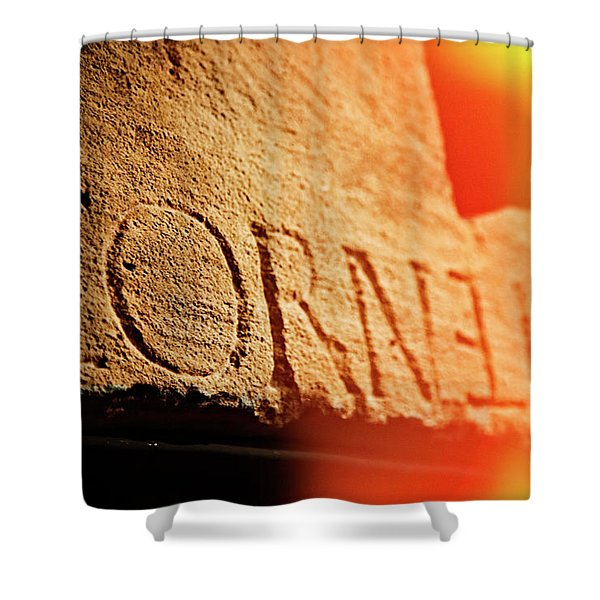 Cornelian Shower Curtain