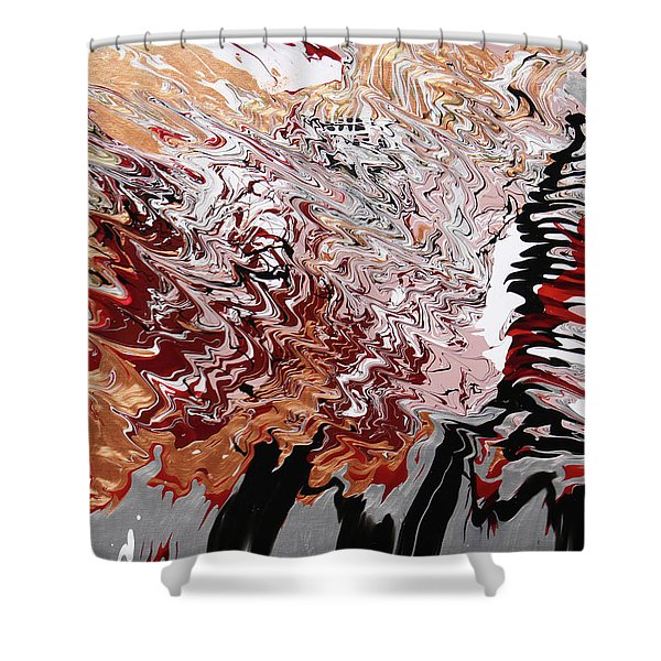 Corporate Shower Curtain