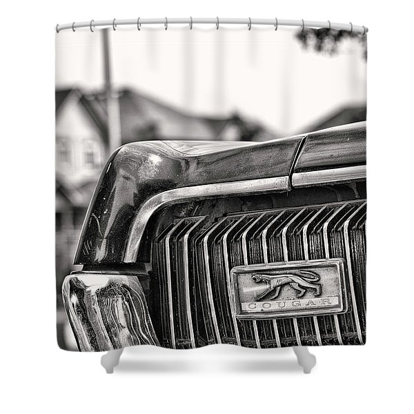 Cougar 1 Shower Curtain