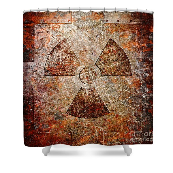 Count Down To Extinction Shower Curtain