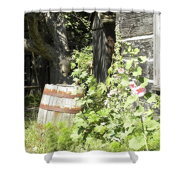 Country Comfort Shower Curtain