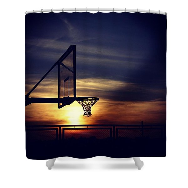 Court Shower Curtain