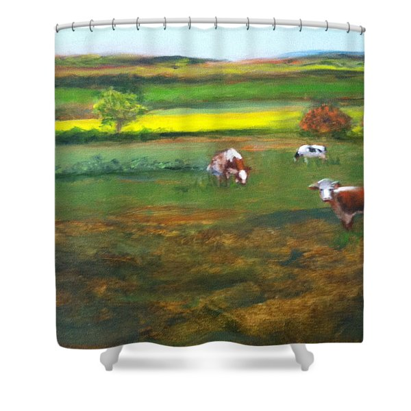 Cowgirls Shower Curtain