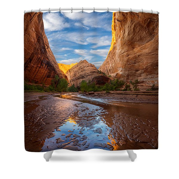 Coyote Gulch Shower Curtain