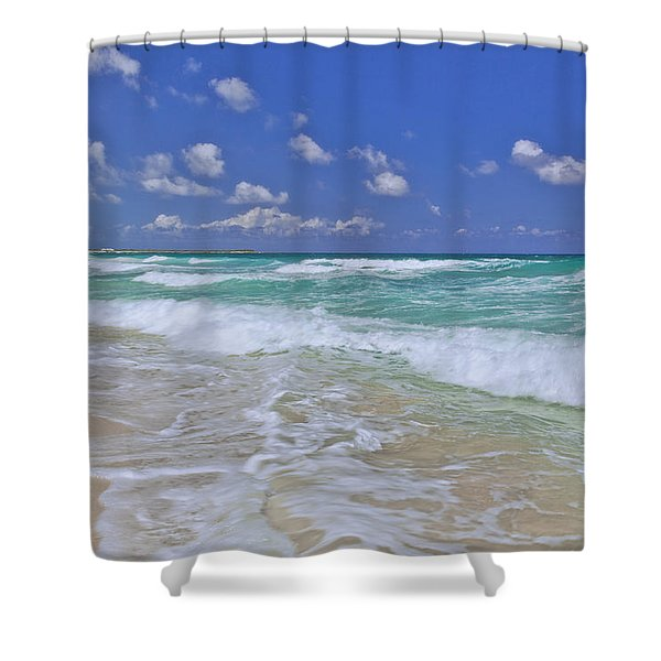 Cozumel Paradise Shower Curtain
