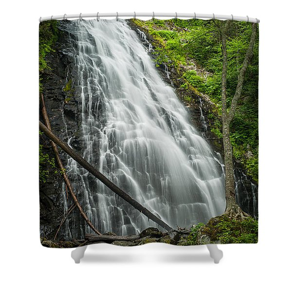 Crabtree-3 Shower Curtain
