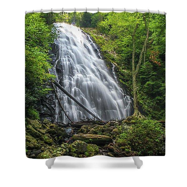 Crabtree Falls Shower Curtain
