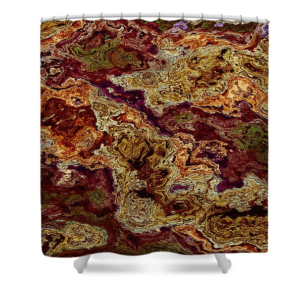 Crapulence Shower Curtain
