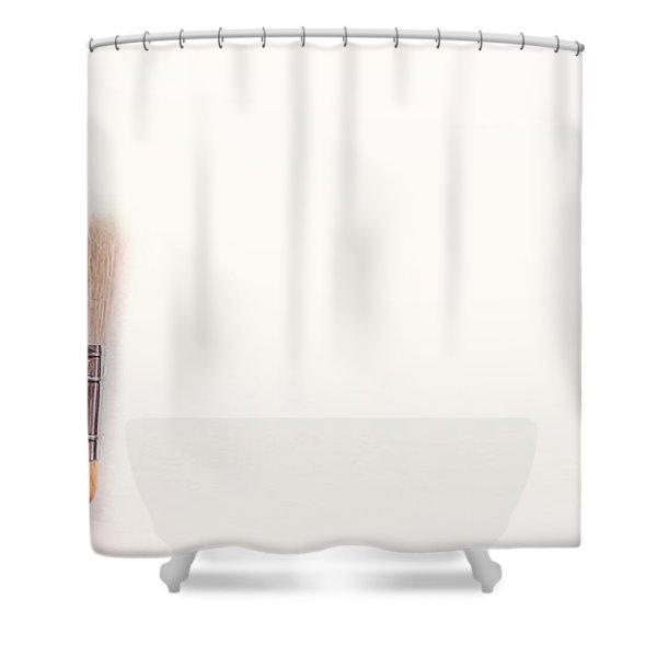 Creative Block Shower Curtain