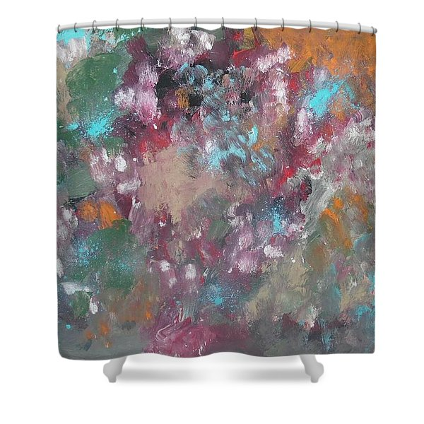 Creative Universe Shower Curtain