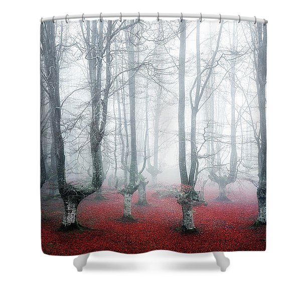 Creatures Of Egirinao II Shower Curtain