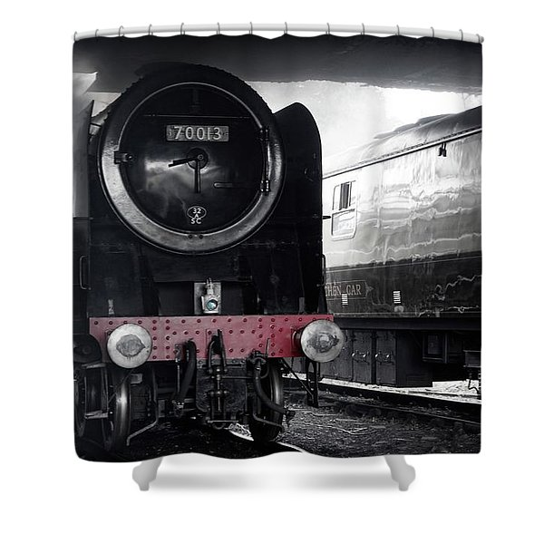 Cromwell And Cromwell Shower Curtain