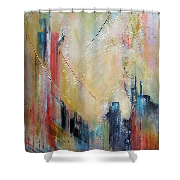 Crossings Shower Curtain