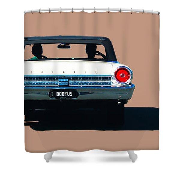 Cruisin' Shower Curtain
