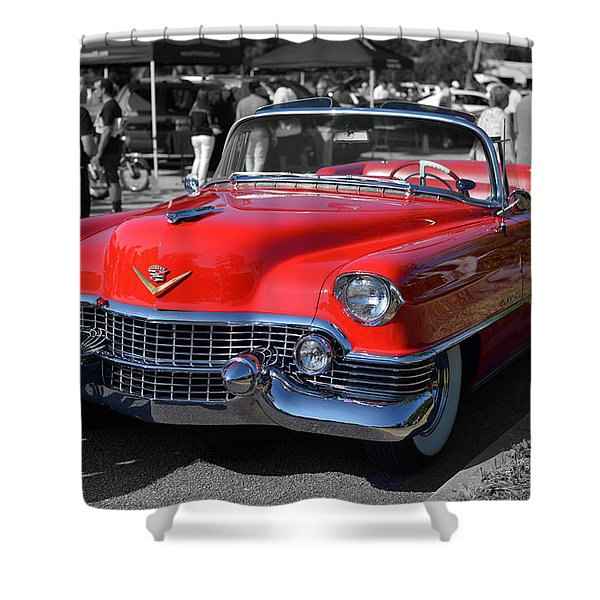 Cruising Home Shower Curtain