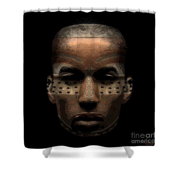 Kindombolo Shower Curtain