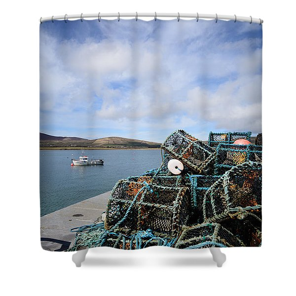 Cuan Shower Curtain
