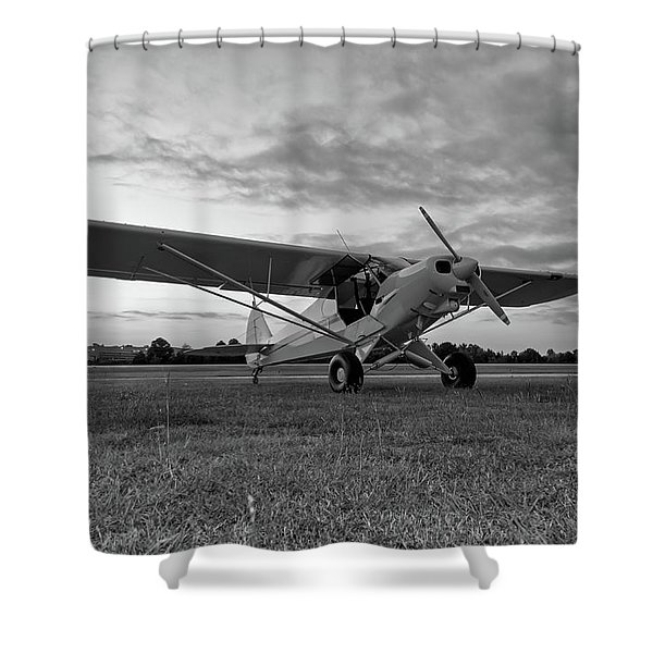 Cub At Daybreak Shower Curtain