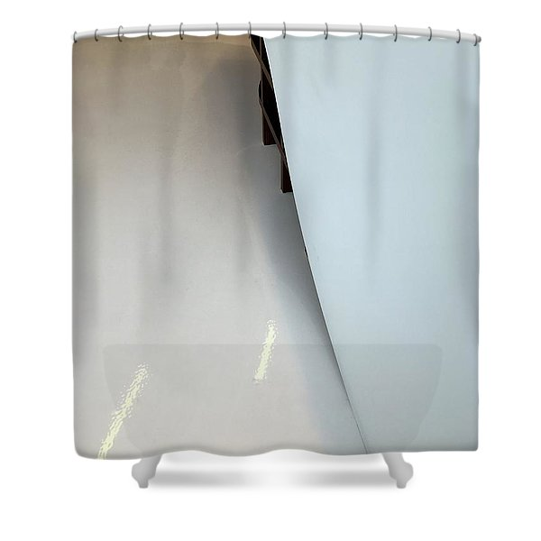 Curvalicious Shower Curtain