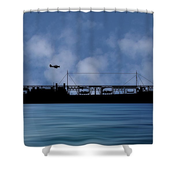 Cus John Adams 1921 V1 Shower Curtain