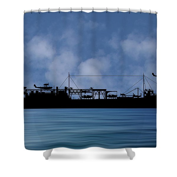 Cus John Adams 1939 V1 Shower Curtain