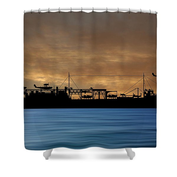 Cus John Adams 1939 V2 Shower Curtain