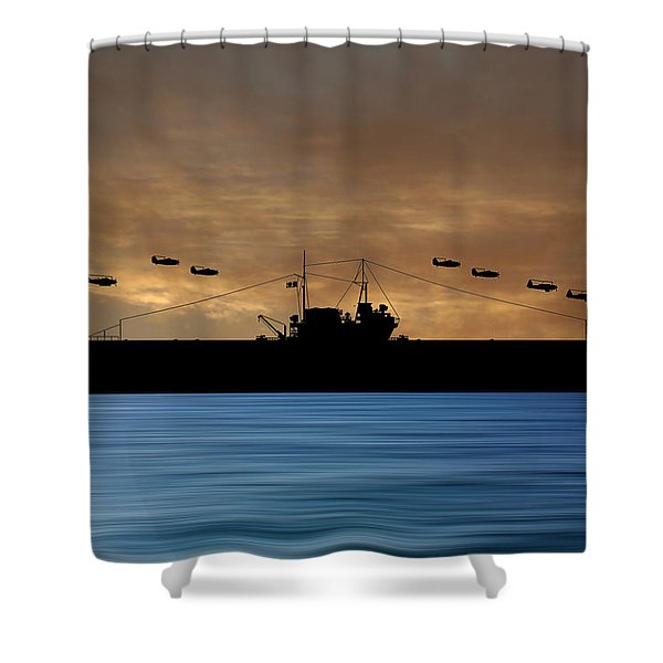 Cus Thomas Jefferson 1932 V2 Shower Curtain