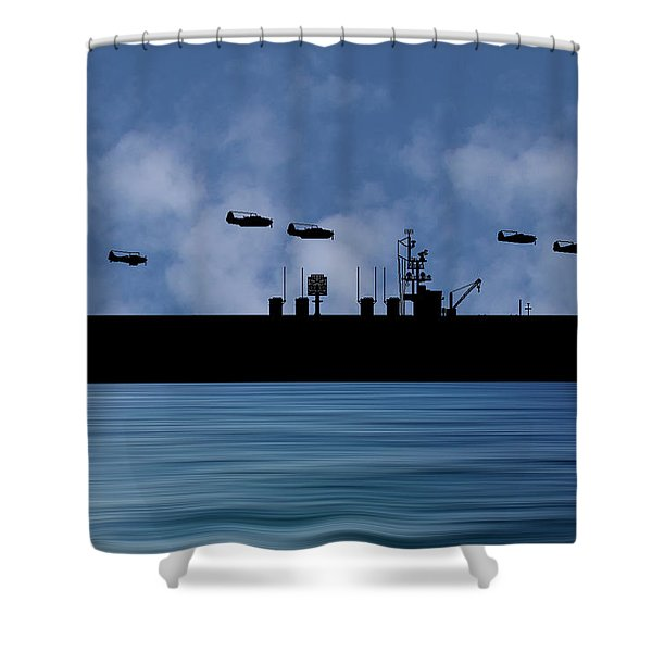 Cus Ulysses S Grant 1942 V1 Shower Curtain