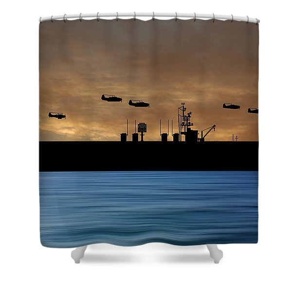 Cus Ulysses S Grant 1942 V2 Shower Curtain