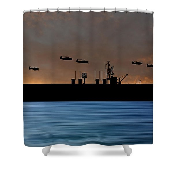 Cus Ulysses S Grant 1942 V3 Shower Curtain