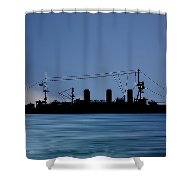 Cus Washington 1910 V4 Shower Curtain
