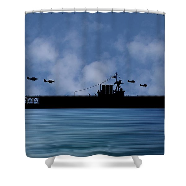 Cus Washington 1926 V1 Shower Curtain