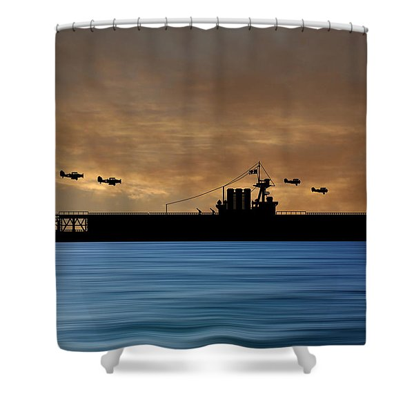 Cus Washington 1926 V2 Shower Curtain