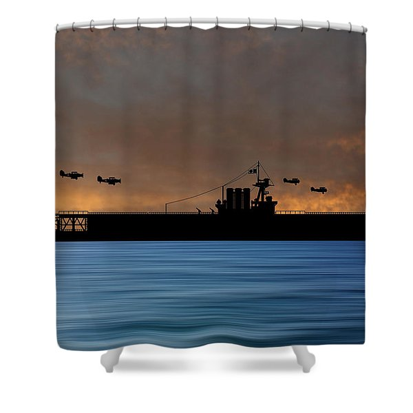 Cus Washington 1926 V3 Shower Curtain