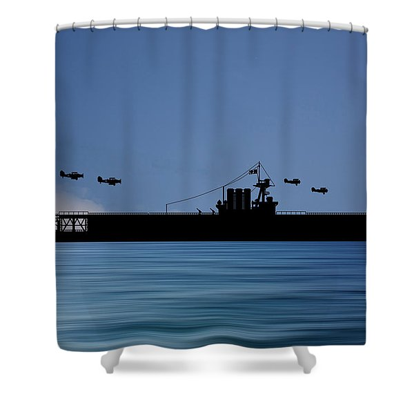 Cus Washington 1926 V4 Shower Curtain