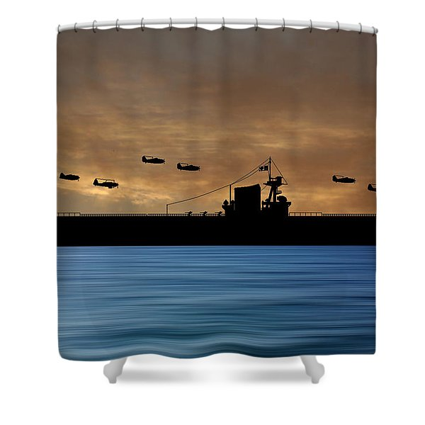 Cus Washington 1938 V2 Shower Curtain