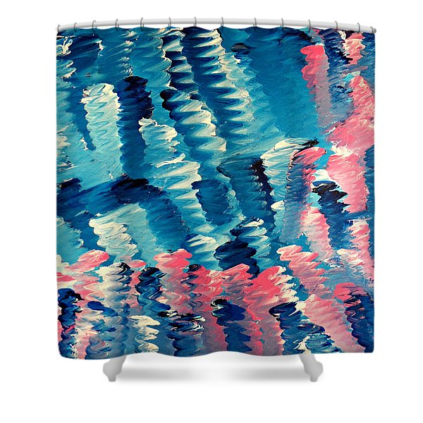 Cy Lantyca 36 Shower Curtain