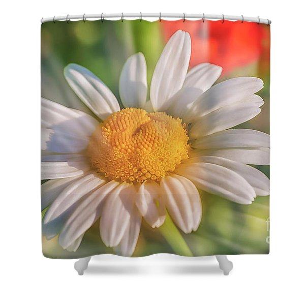 Daisy 2 Shower Curtain