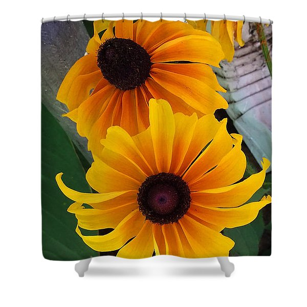 Daisy 7 Shower Curtain