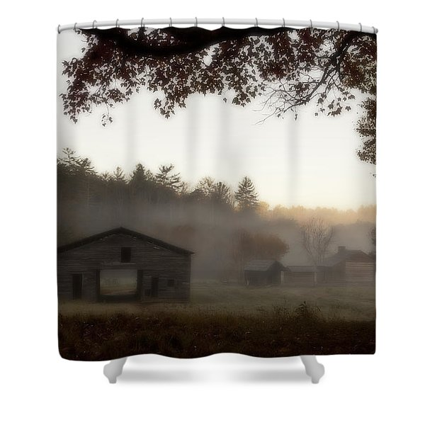 Dan Lawson Place Shower Curtain