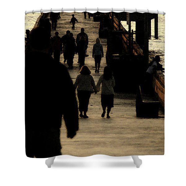 Dance Of Life - 2 Shower Curtain