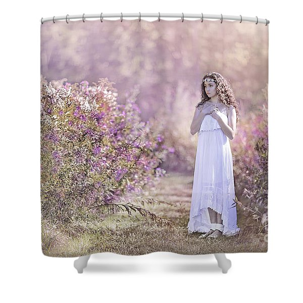 Dance Of The Sugar Plum Fairy Shower Curtain