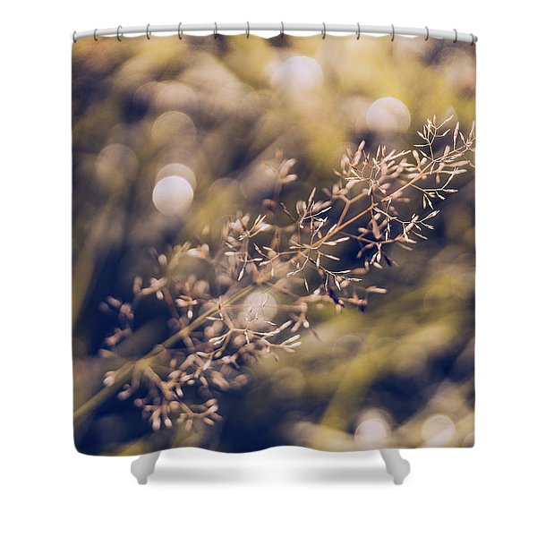 Dance With Lights Shower Curtain